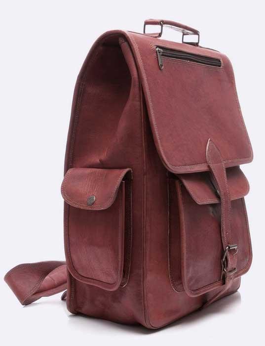 plecaki vintage kraków