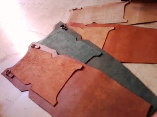 skóry na portfele skórzane